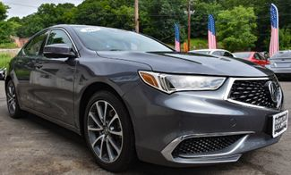 2018 Acura TLX 3.5L FWD Waterbury, Connecticut 7