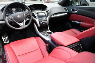 2018 Acura TLX w/A-SPEC Pkg Red Leather Waterbury, Connecticut 18