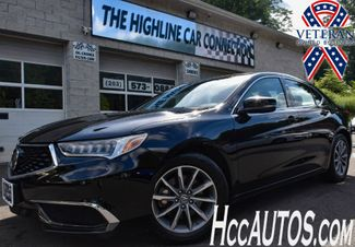 2018 Acura TLX 2.4L FWD Waterbury, Connecticut