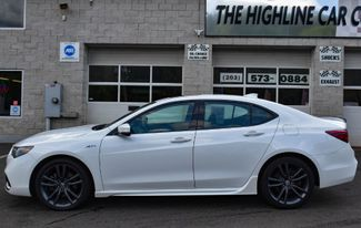 2018 Acura TLX 3.5L w/A-SPEC Pkg Waterbury, Connecticut 3