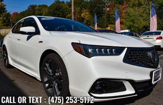 2018 Acura TLX 3.5L w/A-SPEC Pkg Waterbury, Connecticut 9