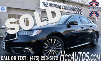 2018 Acura TLX w/Advance Pkg Waterbury, Connecticut