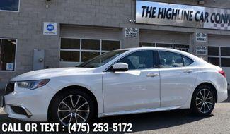 2018 Acura TLX w/Technology Pkg Waterbury, Connecticut 3