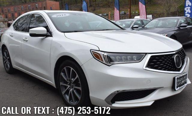 2018 Acura TLX 3.5L SH-AWD Waterbury, Connecticut 8
