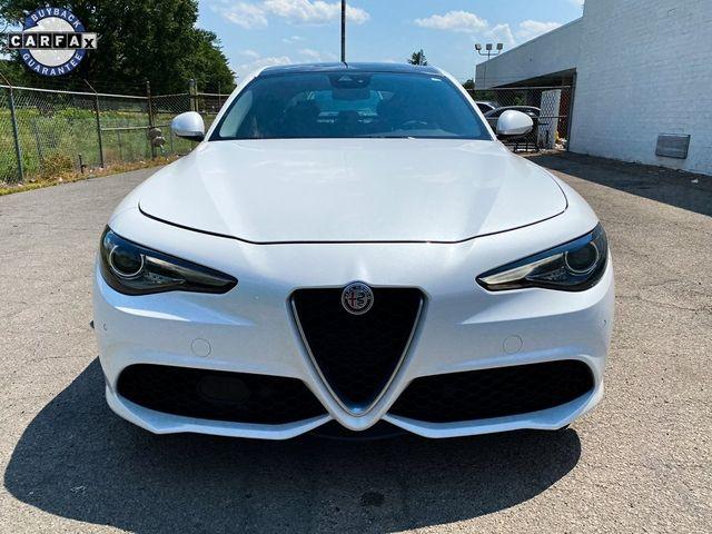 2018 Alfa Romeo Giulia Ti Sport Madison, NC 6