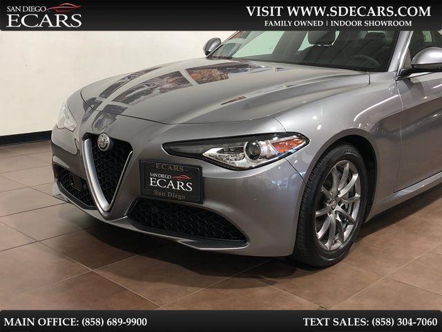 2018 Alfa Romeo Giulia in San Diego, CA 92126