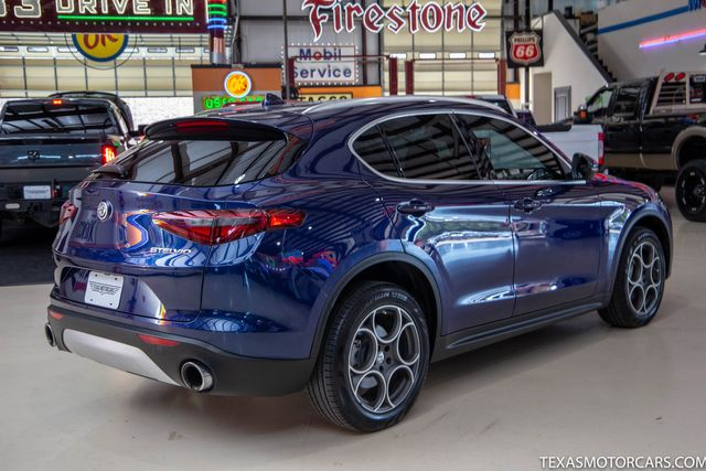 2018 Alfa Romeo Stelvio Ti in Addison, Texas 75001