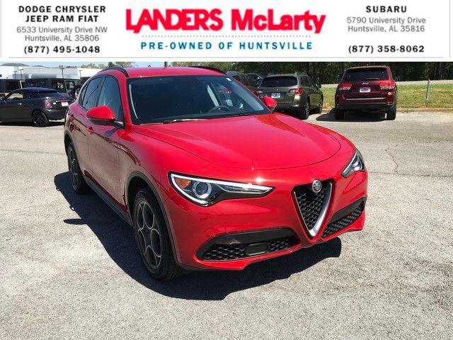 2018 Alfa Romeo Stelvio Sport | Huntsville, Alabama | Landers Mclarty DCJ & Subaru in  Alabama