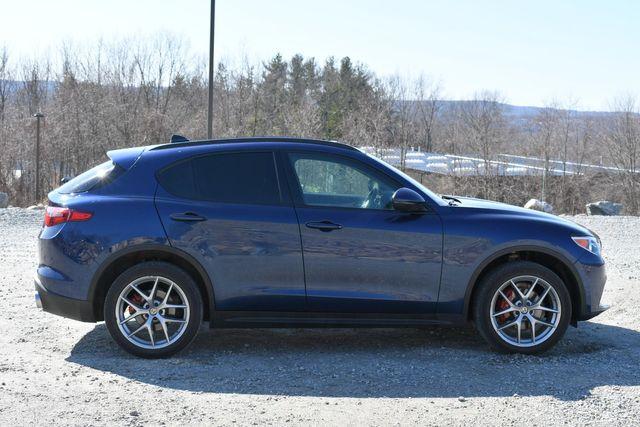 2018 Alfa Romeo Stelvio Sport Naugatuck, Connecticut 7