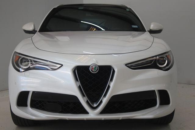 2018 Alfa Romeo Stelvio Quadrifoglio Houston, Texas 3