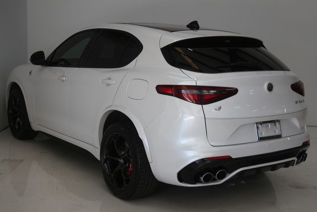 2018 Alfa Romeo Stelvio Quadrifoglio Houston, Texas 13