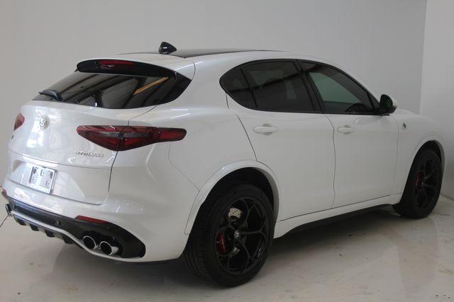 2018 Alfa Romeo Stelvio Quadrifoglio Houston, Texas 14