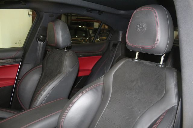 2018 Alfa Romeo Stelvio Quadrifoglio Houston, Texas 29