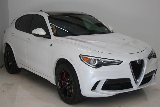 2018 Alfa Romeo Stelvio Quadrifoglio Houston, Texas 1
