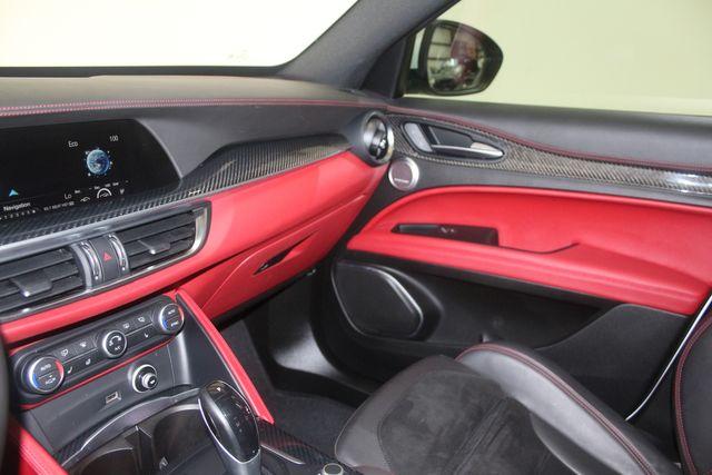 2018 Alfa Romeo Stelvio Quadrifoglio Houston, Texas 43