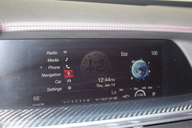 2018 Alfa Romeo Stelvio Quadrifoglio Houston, Texas 52