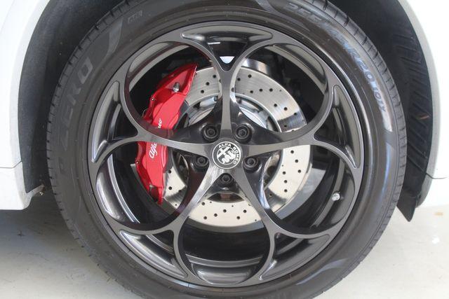 2018 Alfa Romeo Stelvio Quadrifoglio Houston, Texas 8