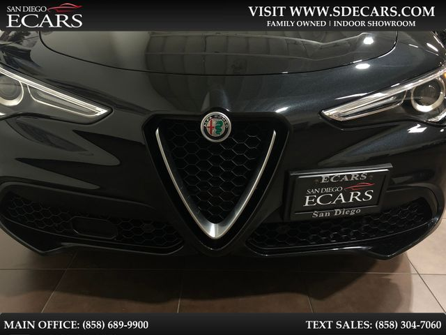 2018 Alfa Romeo Stelvio Ti in San Diego, CA 92126