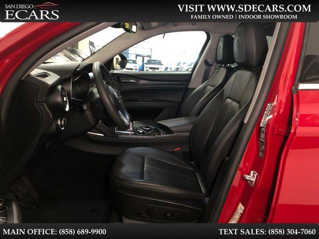 2018 Alfa Romeo Stelvio AWD in San Diego, CA 92126