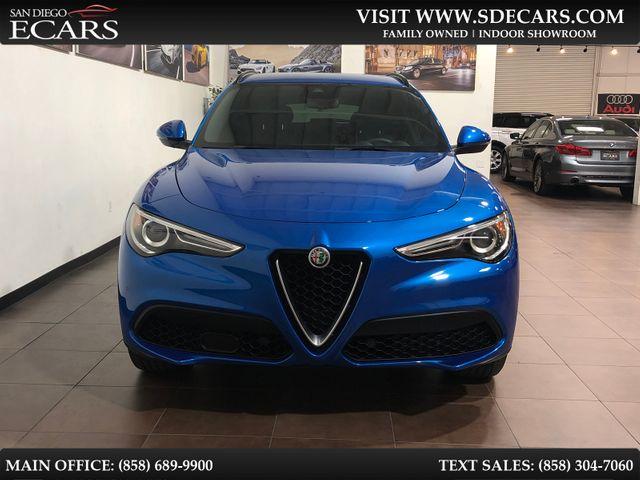 2018 Alfa Romeo Stelvio Ti Sport in San Diego, CA 92126