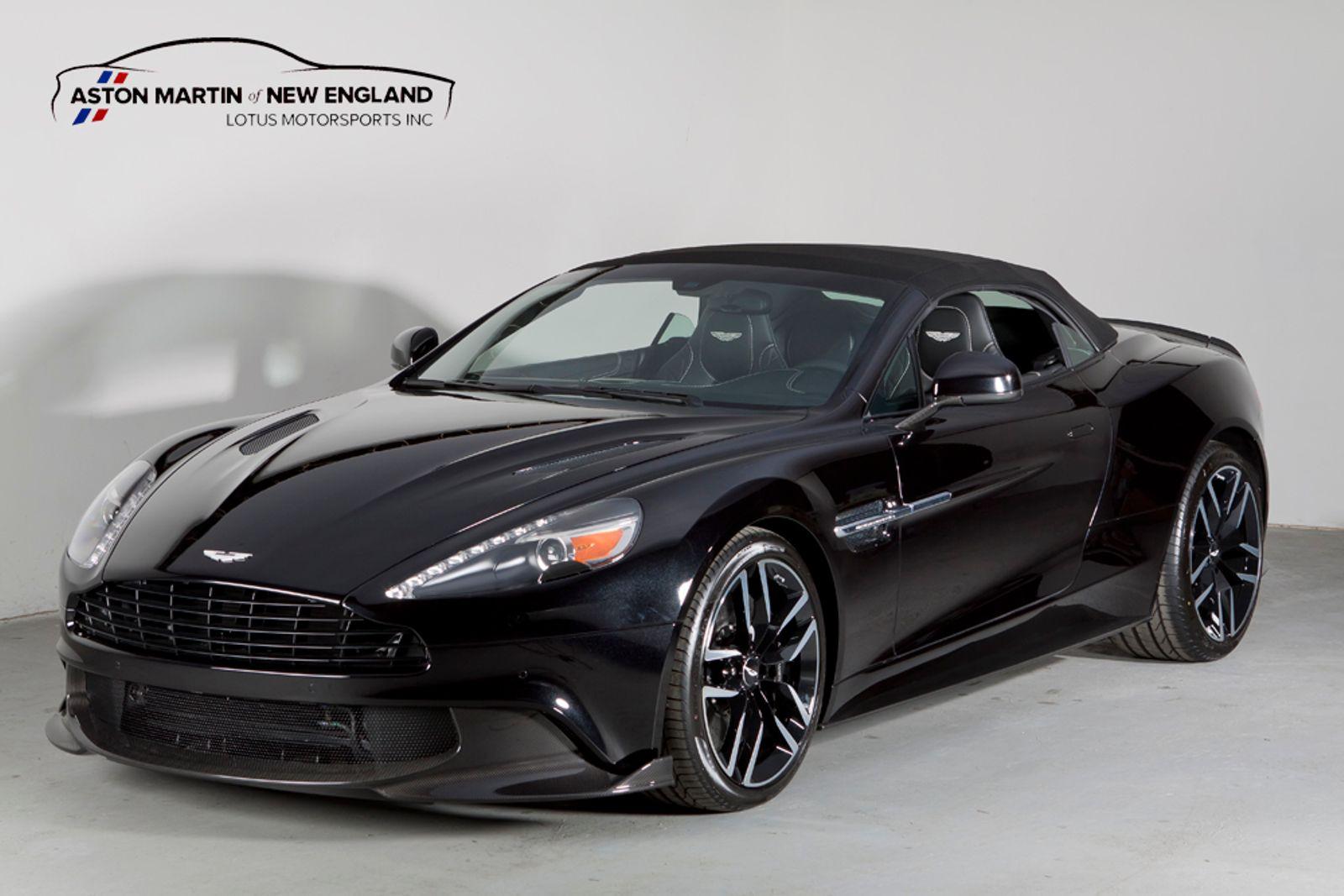 Aston Martin Vanquish S City MA Aston Martin Of New England - Aston martin new england