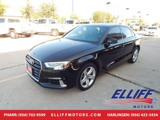 2018 Audi A3 Sedan Premium in Harlingen, TX 78550