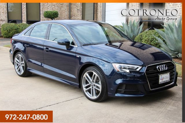 2018 Audi A3 Quattro Premium Plus in Addison, TX 75001