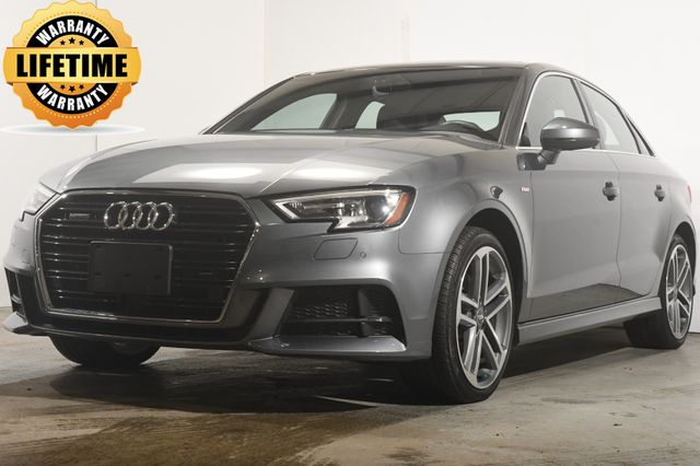 2018 Audi A3 Sedan Tech Premium Plus w/ Virtual Cockpit