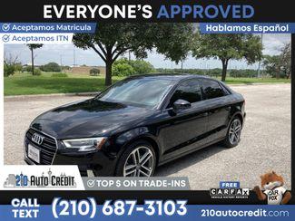 2018 Audi A3 Sedan Premium in San Antonio, TX 78237