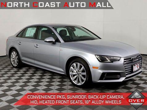 2018 Audi A4 2.0T Premium in Cleveland, Ohio