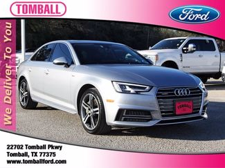 2018 Audi A4 in Tomball, TX 77375