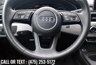 2018 Audi A4 Premium Waterbury, Connecticut 27
