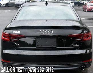 2018 Audi A4 Premium Waterbury, Connecticut 3