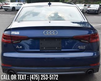 2018 Audi A4 Premium Waterbury, Connecticut 4