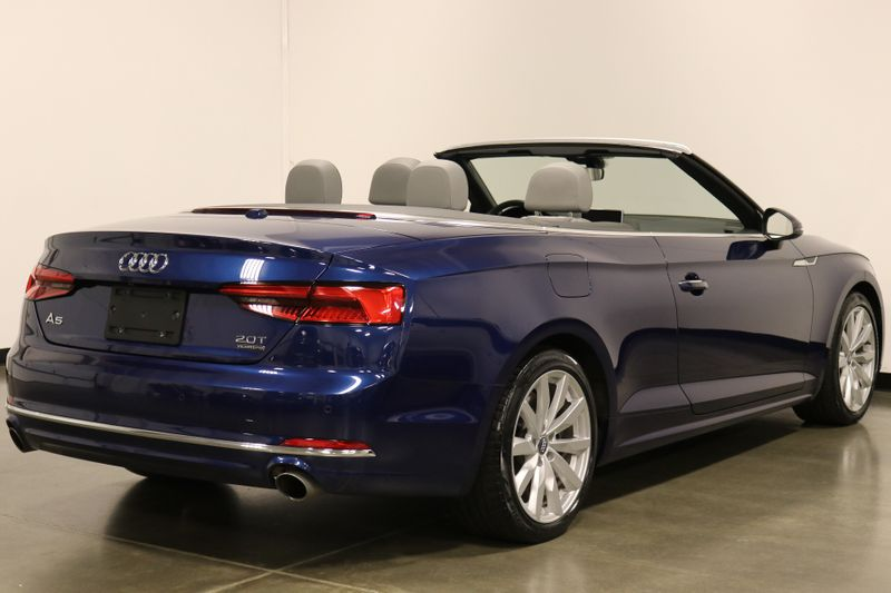 2018 Audi A5 Quattro Cabriolet Premium Plus  city NC  The Group NC  in Mansfield, NC