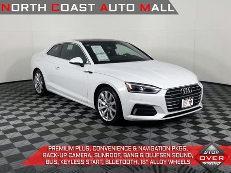 2018 Audi A5 Coupe Premium Plus in Cleveland, Ohio