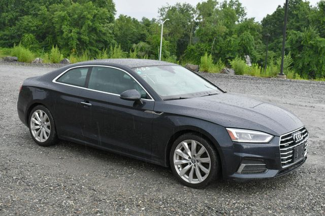 2018 Audi A5 Coupe Premium Plus Naugatuck, Connecticut 8