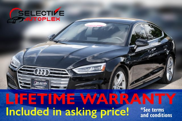 2018 Audi A5 Sportback Premium Plus
