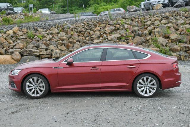 2018 Audi A5 Sportback Premium Plus Naugatuck, Connecticut 3