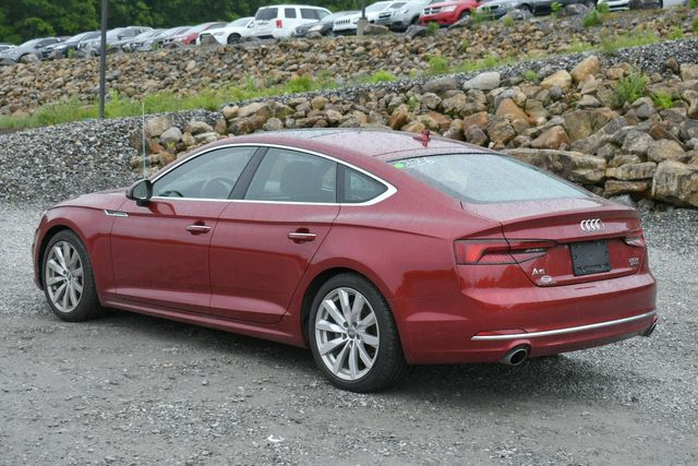 2018 Audi A5 Sportback Premium Plus Naugatuck, Connecticut 4