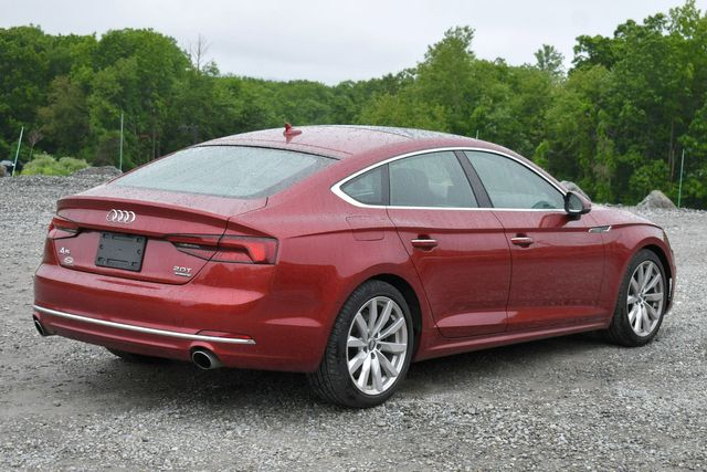 2018 Audi A5 Sportback Premium Plus Naugatuck, Connecticut 6