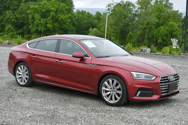 2018 Audi A5 Sportback Premium Plus Naugatuck, Connecticut 8