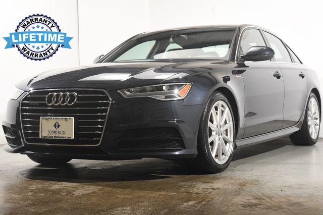 2018 Audi A6 Premium Plus w/ Blind Spot Safety Tech