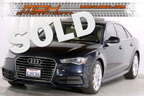 2018 Audi A6 Sport - S-LINE - NAV - BACK UP CAM in Los Angeles