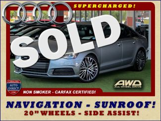 "2018 Audi A6 Sport quattro AWD - COLD WEATHER PKG - 20"" WHEELS! Mooresville , NC"