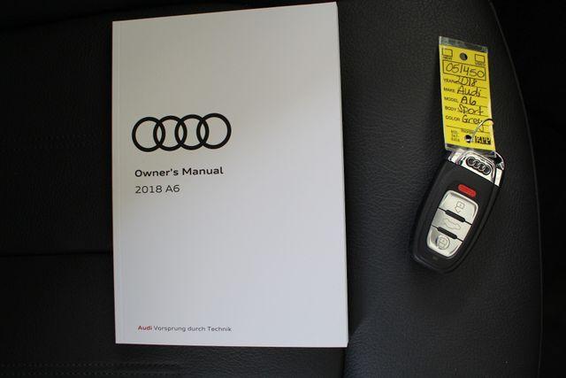 "2018 Audi A6 Sport quattro AWD - COLD WEATHER PKG - 20"" WHEELS! Mooresville , NC 15"