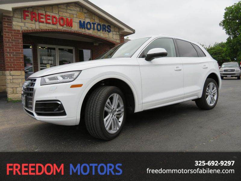 2018 Audi Q5 Prestige | Abilene, Texas | Freedom Motors  in Abilene Texas