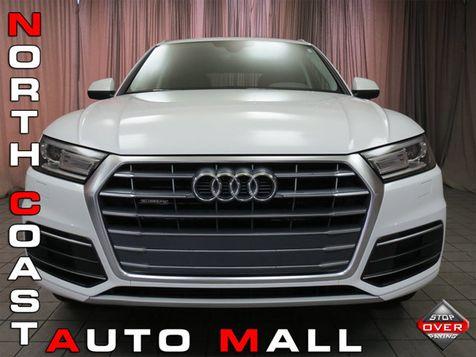 2018 Audi Q5 2.0 TFSI Premium in Akron, OH