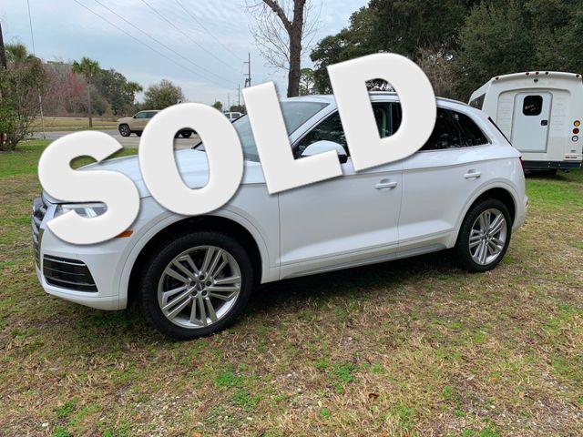 2018 Audi Q5 Premium Plus (sale pending) Amelia Island, FL