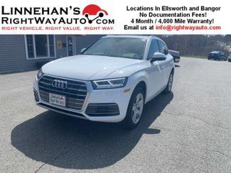 2018 Audi Q5 Premium Plus in Bangor, ME 04401
